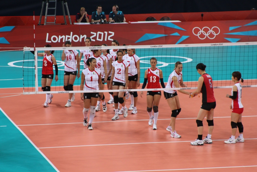 Pro Woman's Volleyball XXX Summer Olympics